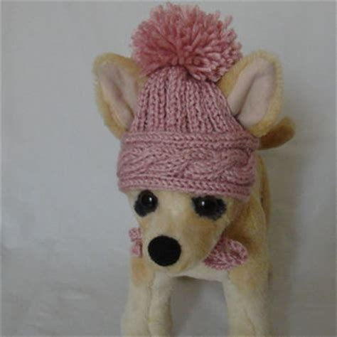 Free Dog Hat Knitting Pattern Image Collections Handicraft Ideas