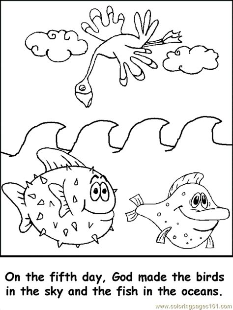 creation coloring pages pdf genesis the story of creation coloring page free