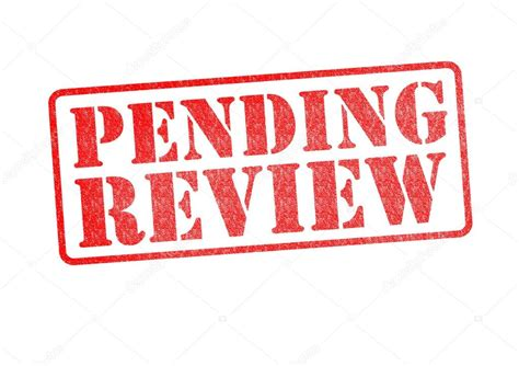 Review For pending review st stock photo 169 chrisdorney 21538099
