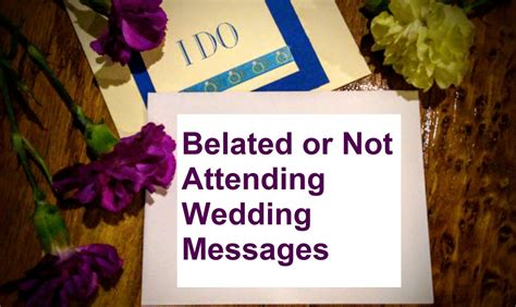 Wedding Wishes When Not Attending by Wedding Messages For If You Are Not Attending Wishes