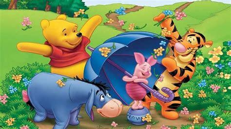 imagenes de winnie pooh hd tigger eeyore piglet and winnie the pooh cartoon spring