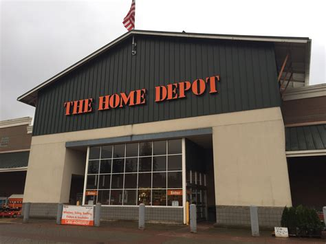the home depot gig harbor wa company profile