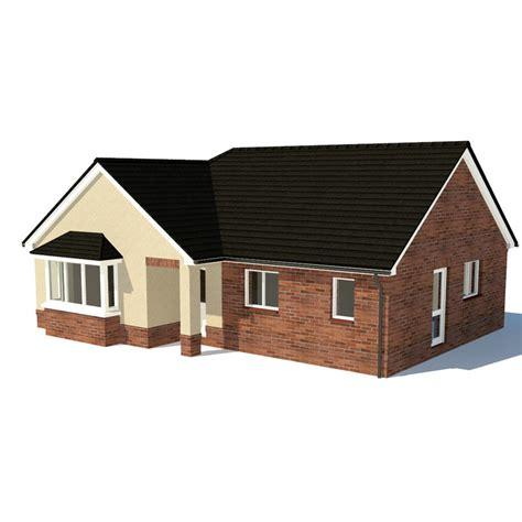 house home 3d obj 3d house home model