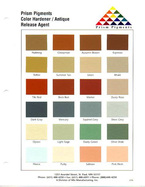 brickform color hardener njv decorative concrete supply