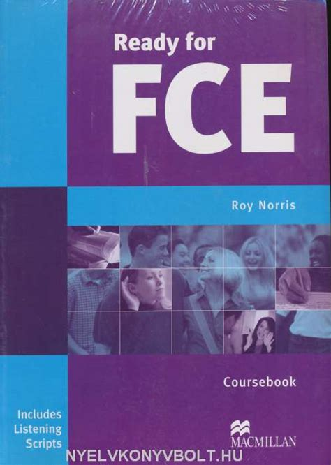 Grammar And Vocabulary For Fce With Answers And Cds ready for fce coursebook with answer key nyelvk 246 nyv