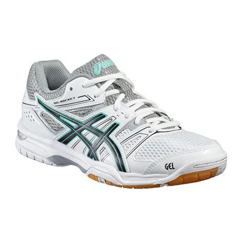 rocket shoes asics gel rocket 7 indoor court shoes