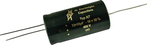 f t capacitors germany capacitor f t 450v 33 33 181 f electrolytic antique electronic supply