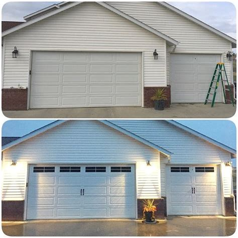 garage door stickers 25 best ideas about garage door sizes on pinterest