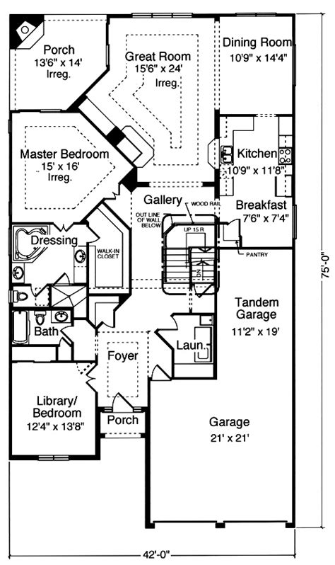 patio home house plans patio home plans from the pre drawn stock plan collection