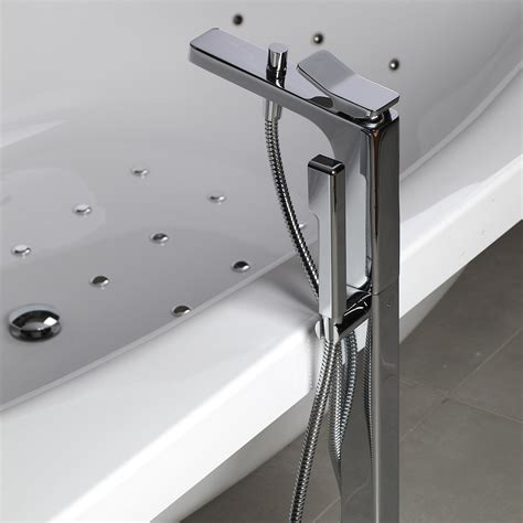 bath mixer with shower soft free standing bath mixer with shower