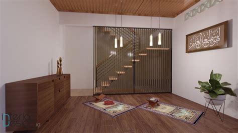 jasa desain mushola tangga dan mushola lubuk linggau sumatera selatan
