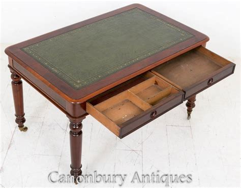 Antique Table Top Desk by Antique Writing Table Desk 1860