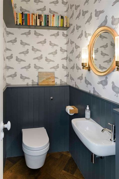tile behind toilet home design ideas pictures remodel 25 best ideas about cloakroom toilets on pinterest