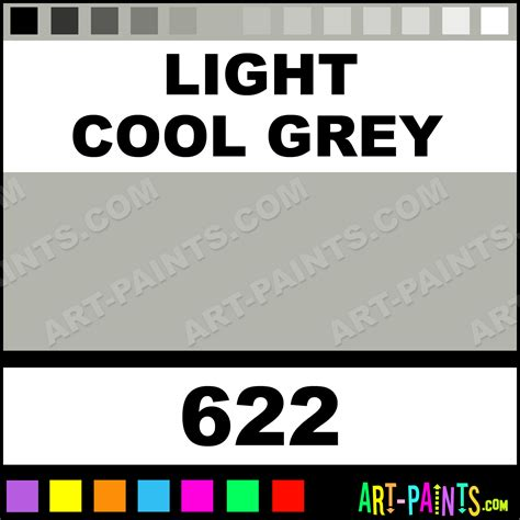 Light Cool Grey Fabric Marker Fabric Textile Paints 622 Light Cool Grey Paint Light Cool   light cool grey fabric marker fabric textile paints 622