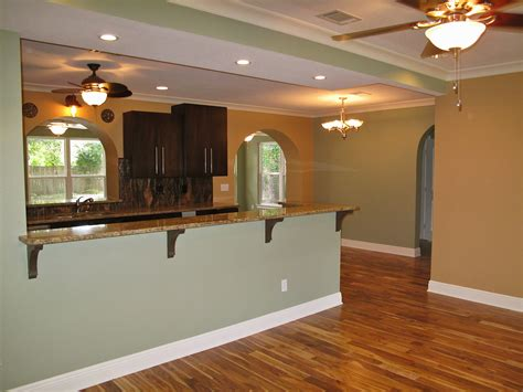 split level house kitchen ideas nurani org pensacola open plan ranch remodel done right before and