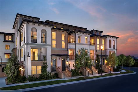 New Homes Orange County by New Homes For Sale In Irvine Ca Willow Community By Kb Home