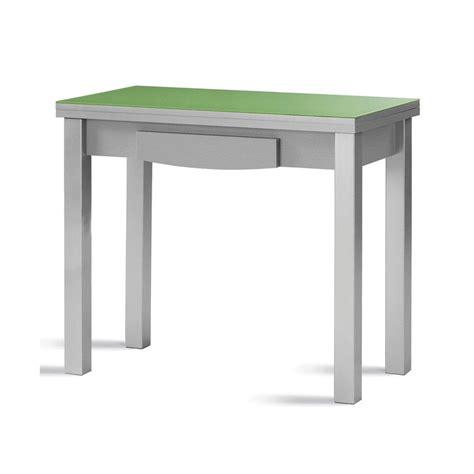 mesa cocina cristal extensible erizho - Mesas De Cocina Extensible