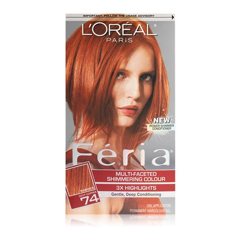 f ria hair colour from lor al paris hair skin make l oreal paris feria haircolor rank style