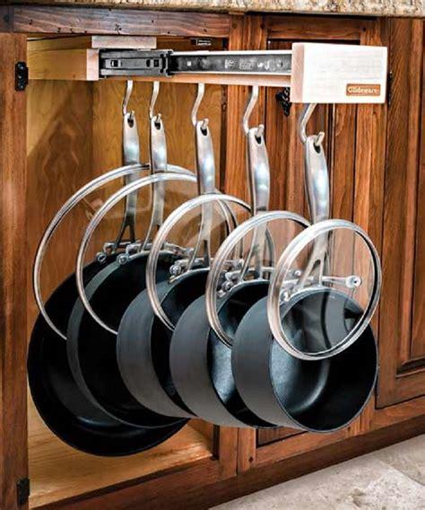 Storage Ideas For The Kitchen by 12 Diy Kitchen Storage Ideas For More Space In The Kitchen
