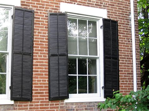 Floor And Home Decor decorative exterior shutters for windows home ideas
