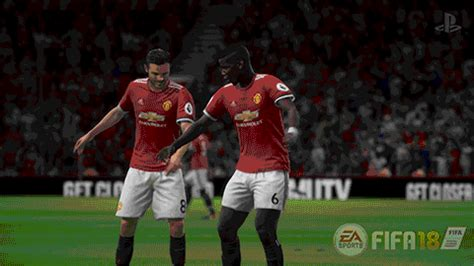 wallpaper gif manchester united manchester united football gif by playstation find