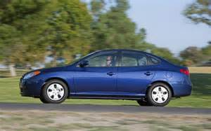 Hyundai Elentra 2010 2010 Hyundai Elantra Blue Widescreen Car Pictures