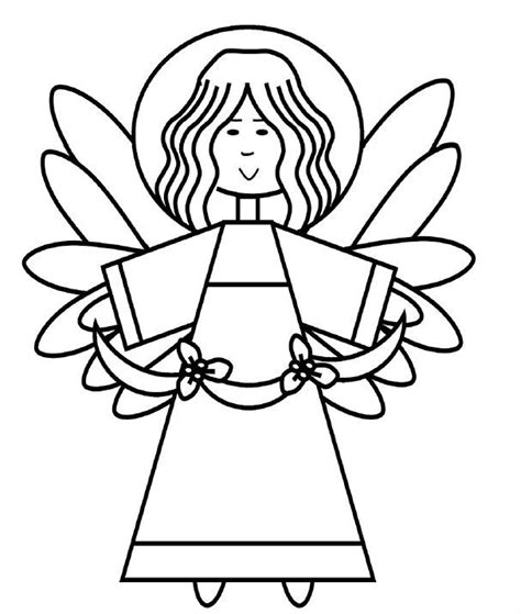preschool coloring pages angels 10 best coloring pages images on pinterest coloring