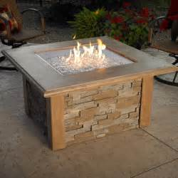 Portable Gas Firepit The Outdoor Greatroom Company Gas Firepit Table Ebay