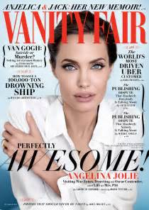 Vanities Magazine Cover Exclusive Angelina Jolie On Being Married To Brad