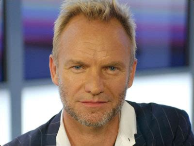 sting has a receding hairline so he tends to wear his hair short decent haircuts for receding hair with exles