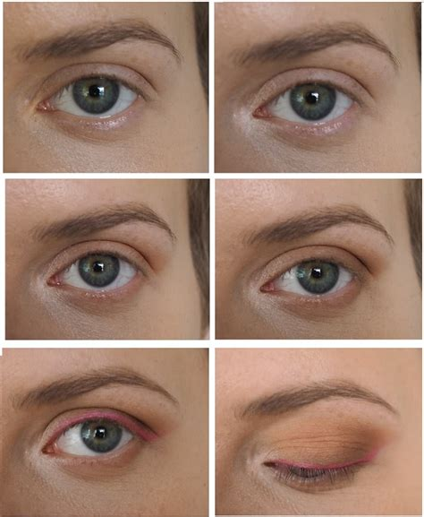 eyeshadow tutorial round eyes how to makeup for protruding eyes charlotta eve