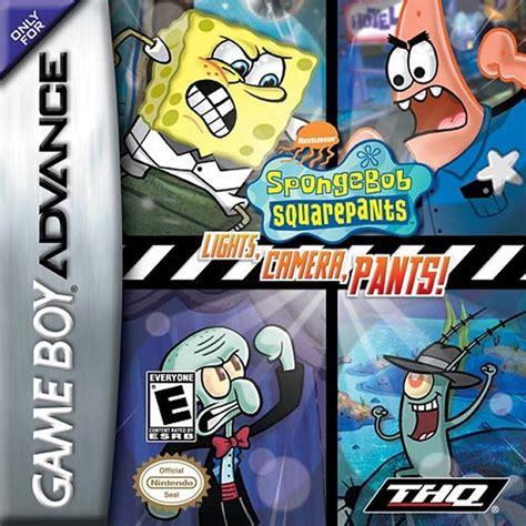 spongebob squarepants lights spongebob squarepants lights nintendo