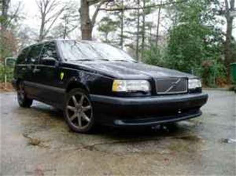 volvo 850r wagon for sale 1996 volvo 850r wagon