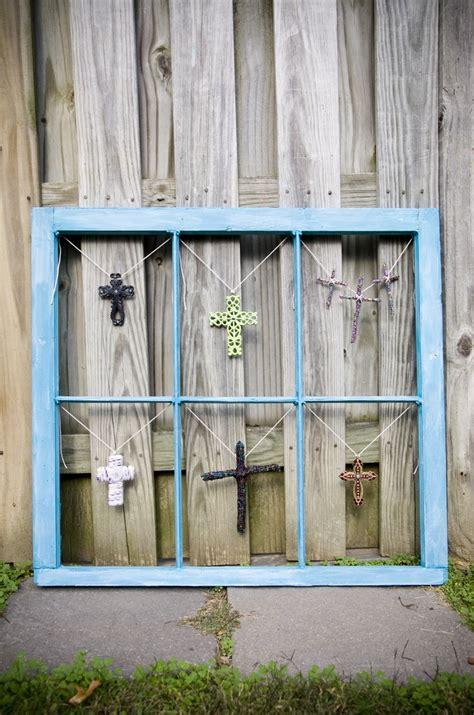 pinterest windows crosses and an old window old door ideas pinterest
