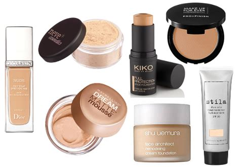 best kind of foundation what s the best foundation for my skin type