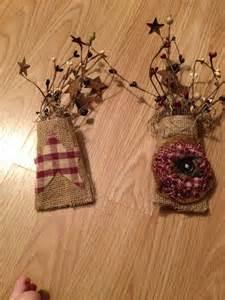 make primitive decorations 25 best easy primitive crafts ideas on