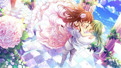 Gamis Amima Nadine Fleur Green anime wallpaper qygjxz