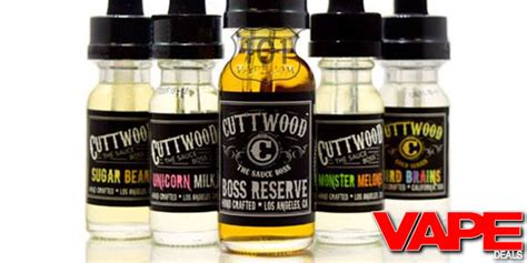 Diskon Eliquid E Liquid Ejuice Time cuttwood e liquid 20 vape deals