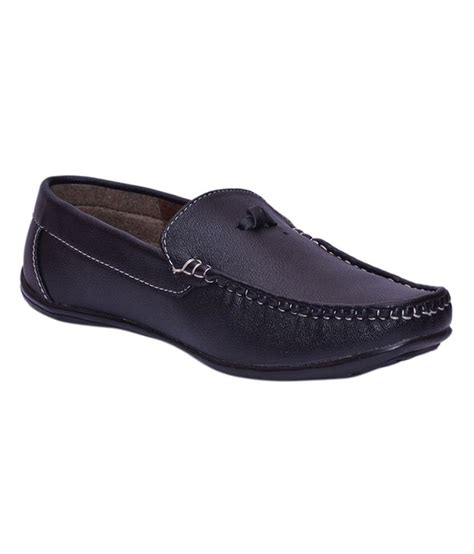 black loafers docasto black s loafers price in india buy docasto