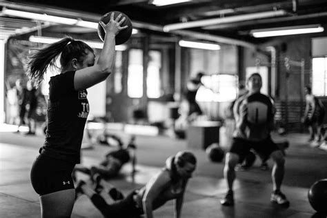 Fit Classes 2 by Crossfit Casco Bay Slam Balls