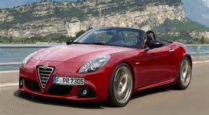 Alfa Romeo Mazda Alfa Romeo Spider And Mazda Mx 5 2015 The New Sports Cars Revealed By Car Magazine