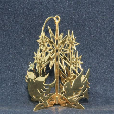 danbury mint annual gold ornaments 100 danbury mint annual gold ornaments