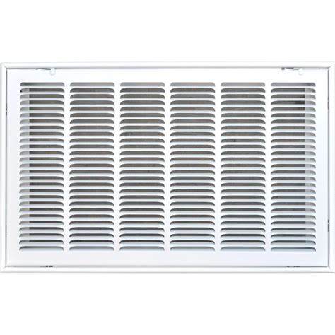 Ceiling Air Vent Filters by Speedi Grille 24 In X 14 In Return Air Vent Filter