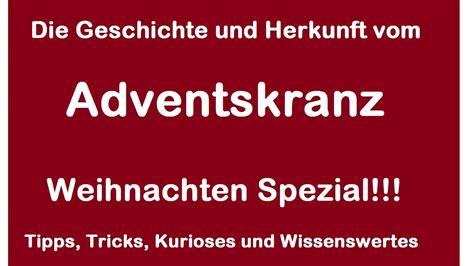 Adventskranz Brauch by Die Geschichte Und Herkunft Vom Adventskranz Weihnachten