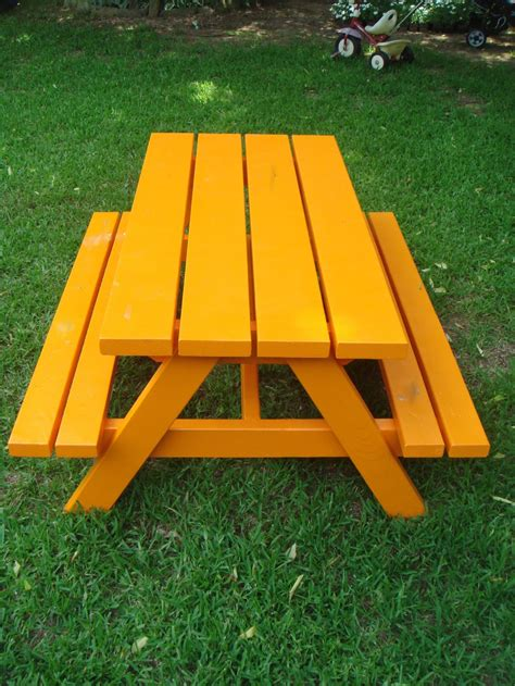 ana white picnic table bench ana white picnic tables diy projects