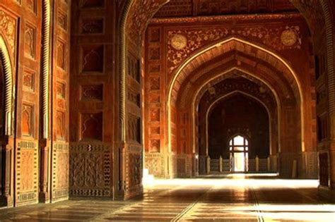 Most Visited Places Taj Mahal India Taj Mahal Interior Design