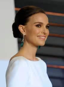 Graydon Carter Vanity Fair Natalie Portman At The 2015 Vanity Fair Oscar Party Lainey
