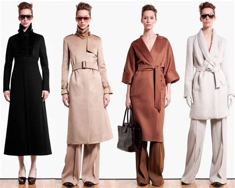 Monochromatic Color Scheme by Kate S First Trimester Style Poll Amp Max Mara Pre Fall