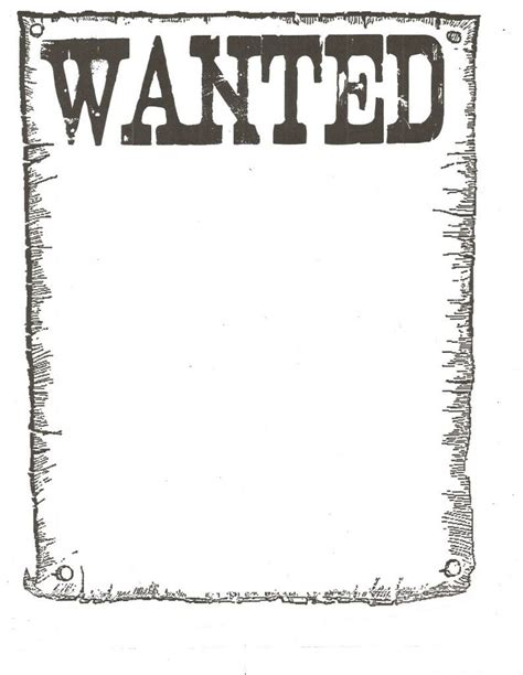 printable book poster wanted poster template for kidsclassroom books worth