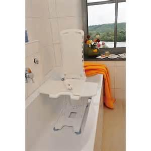 white bellavita auto bath tub chair seat lift 477200252